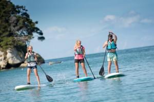 Paddleboarding - Waimea College