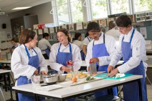 School Life at Waimea College