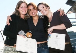 students with certificates 1