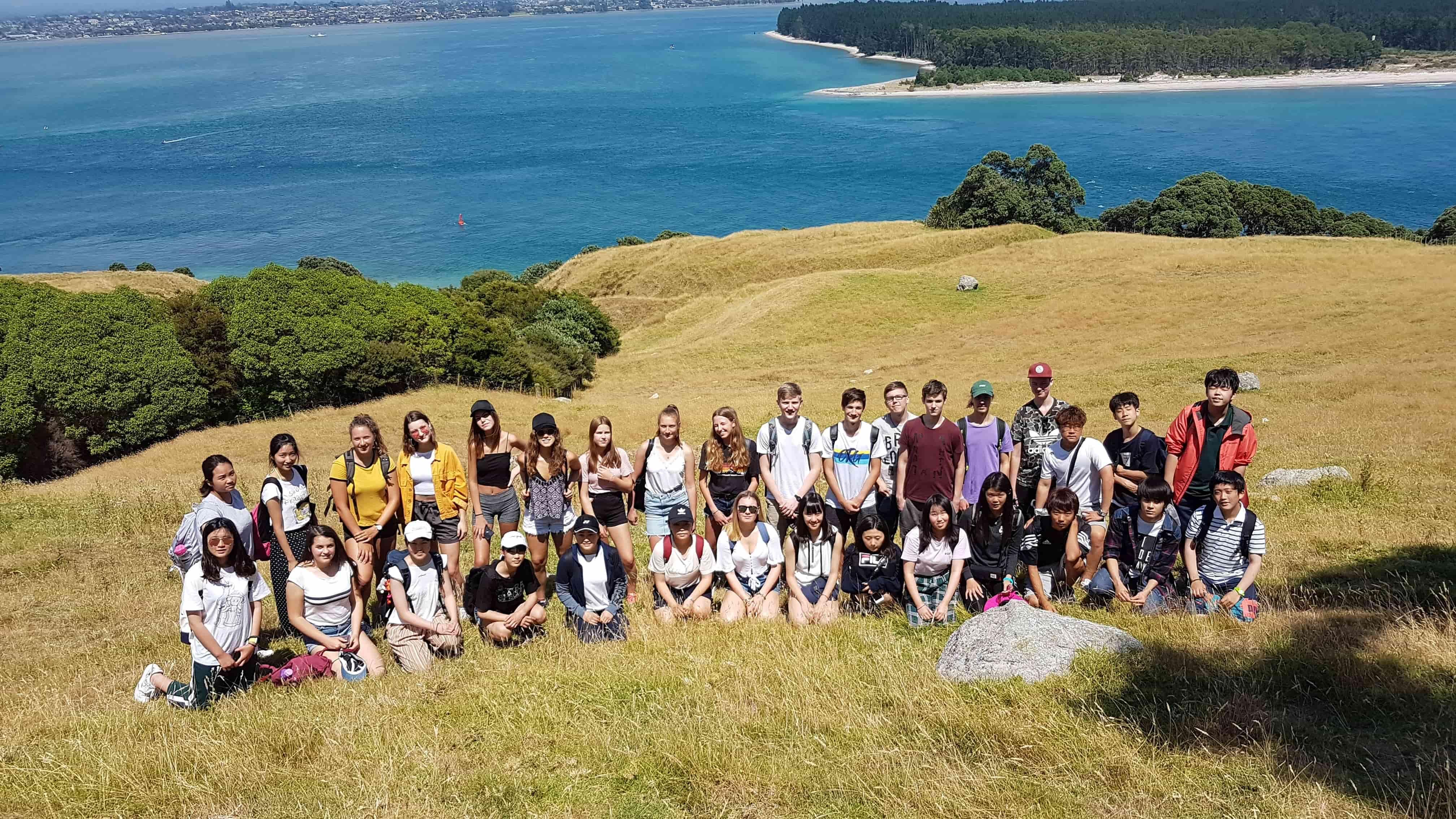 February group photo - mount-min-min