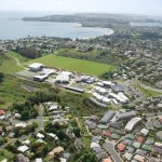 Whangaparaoa College Aerial School Picture-min
