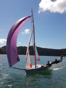 Kerikeri High School-Sailing